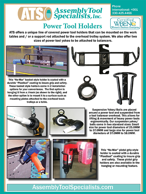 Assembly Tool Specialists | Full flyer list